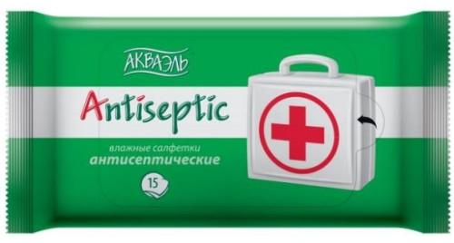 Антисептические салфетки