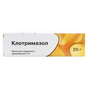 Крем Клотримазол