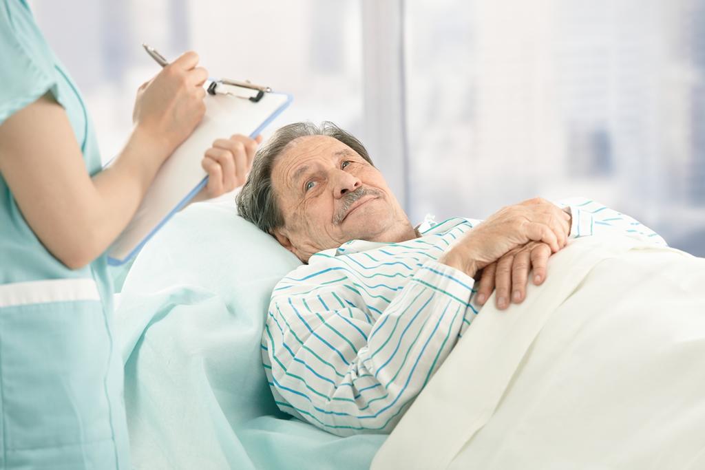 Пролежни и опрелости у лежачих больных