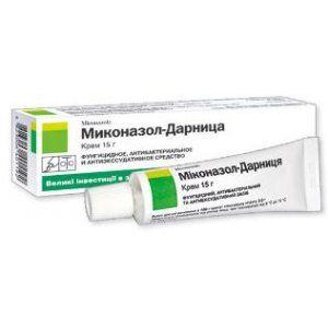 Миконазол от грибка
