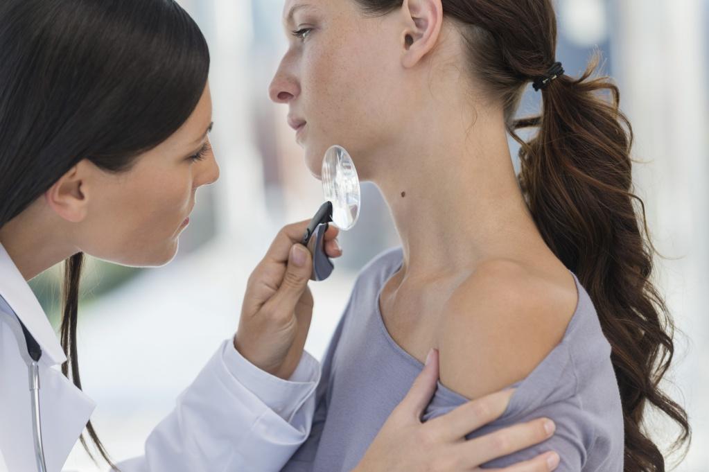 Обследование при дерматите