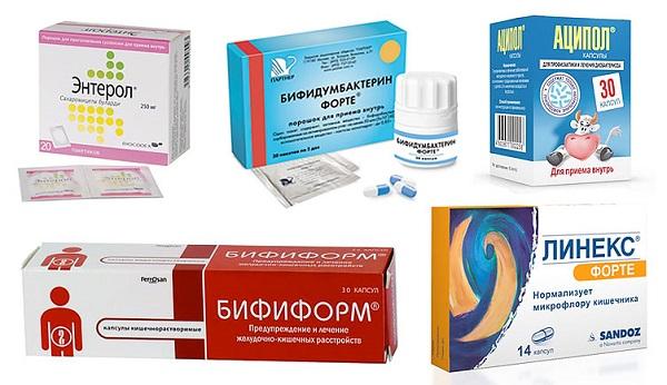 Пробиотики при кандидозе кишечника