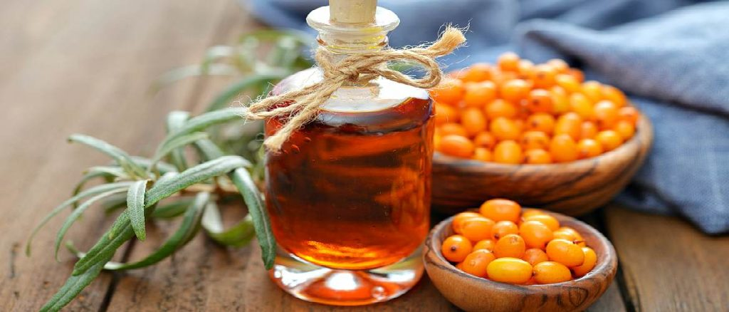 Облепиховое масло при стоматите