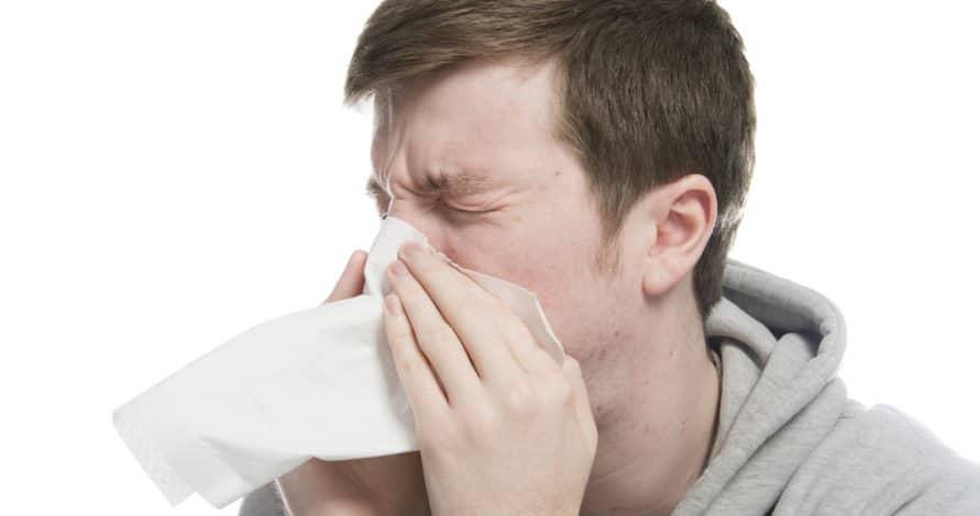 Симптомы микоза в носу