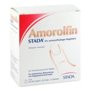 Аморолфин от грибка