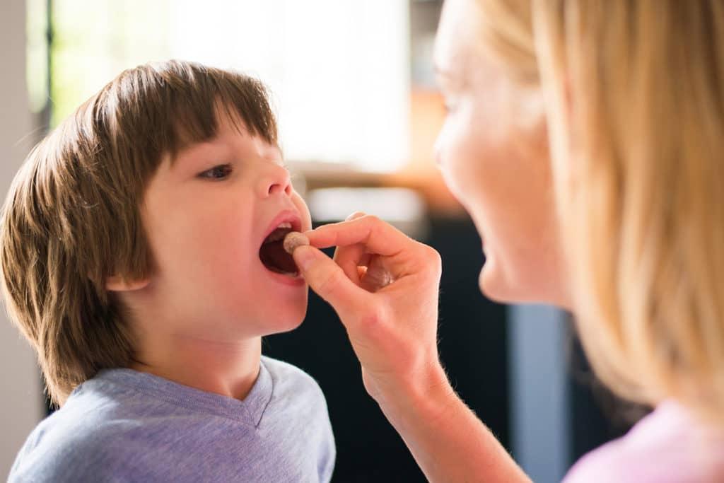 Противогрибковые препараты для детей